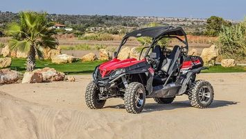 Buggies Lanzarote - 27550 achievements